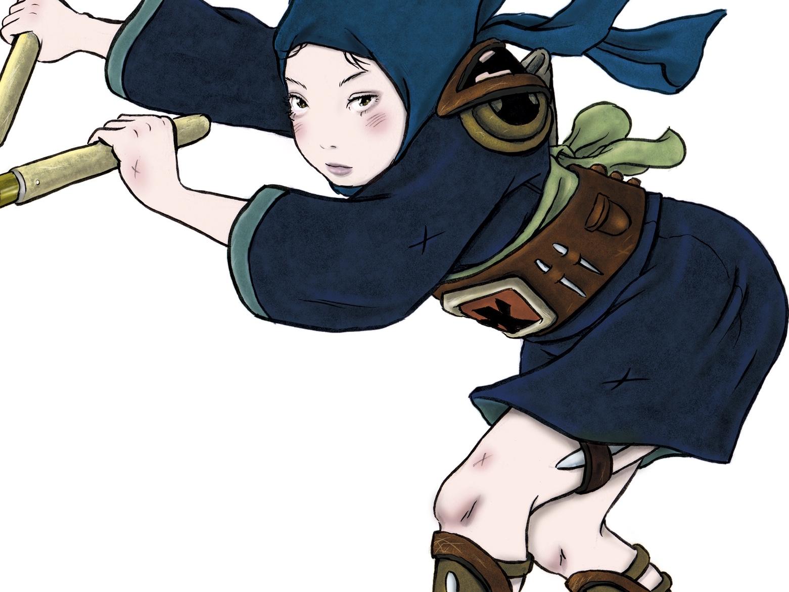 頭巾を被る女2の名誉(color) ZUKIN