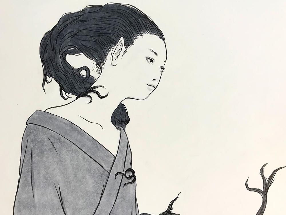 髪妖怪 KAMI-YOKAI