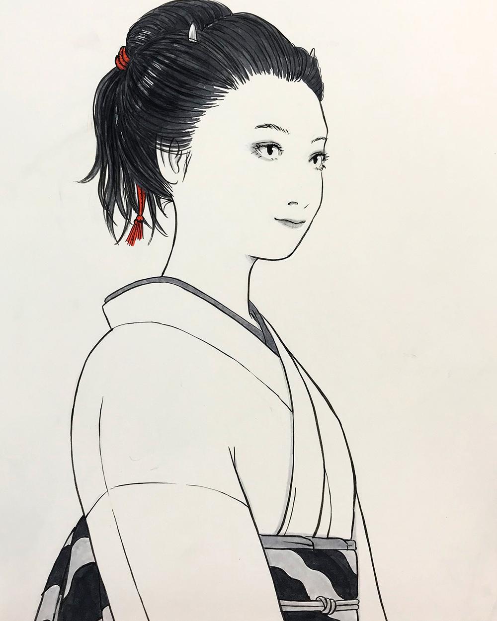 鬼の奥さん ONI-OKUSAN
