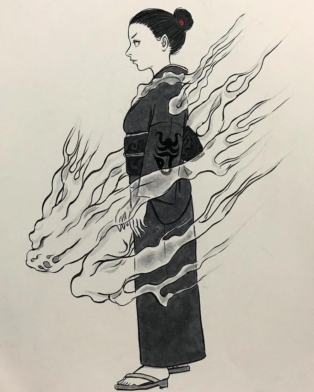 妖獣使いの女 YOJU