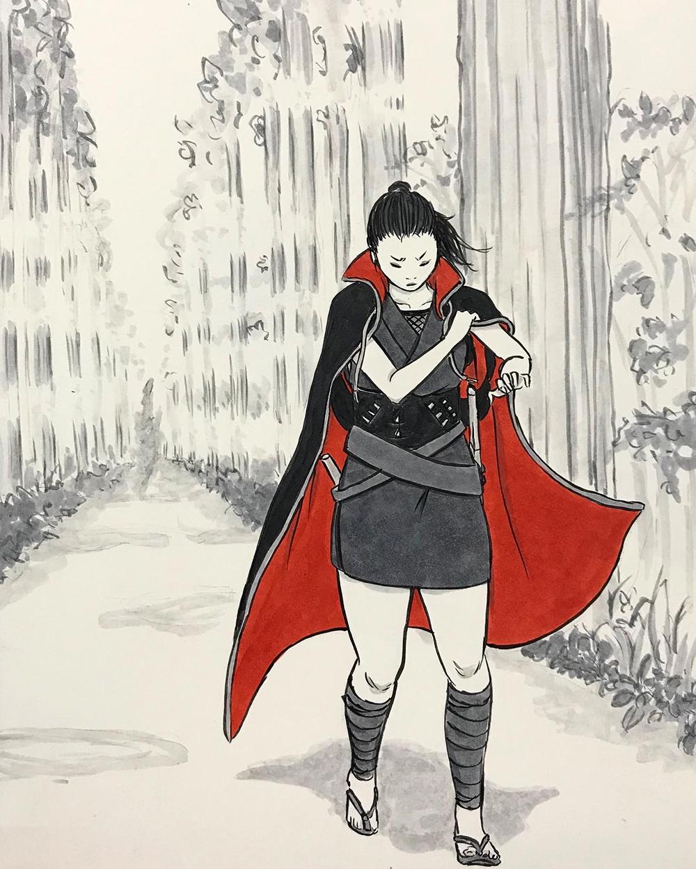 女忍者と旅の仲間 TABINONAKAMA
