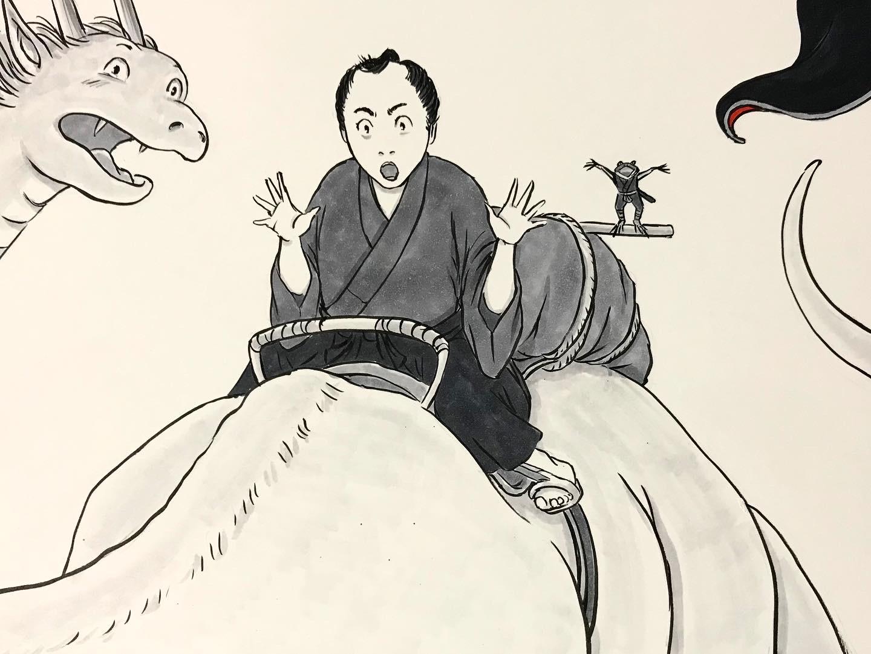 女忍者と旅の仲間2 TABINONAKAMA