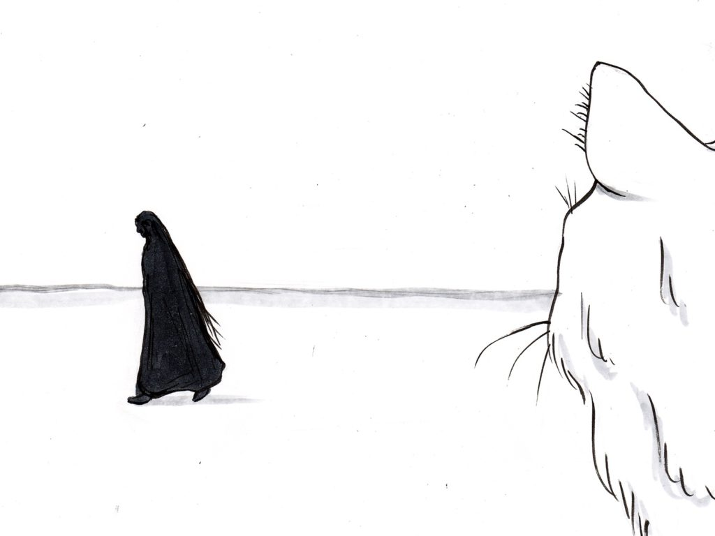 怖いお姉さんの戦い KOWAI-ONESAN