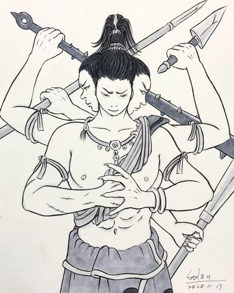 シン・阿修羅 ASYURA