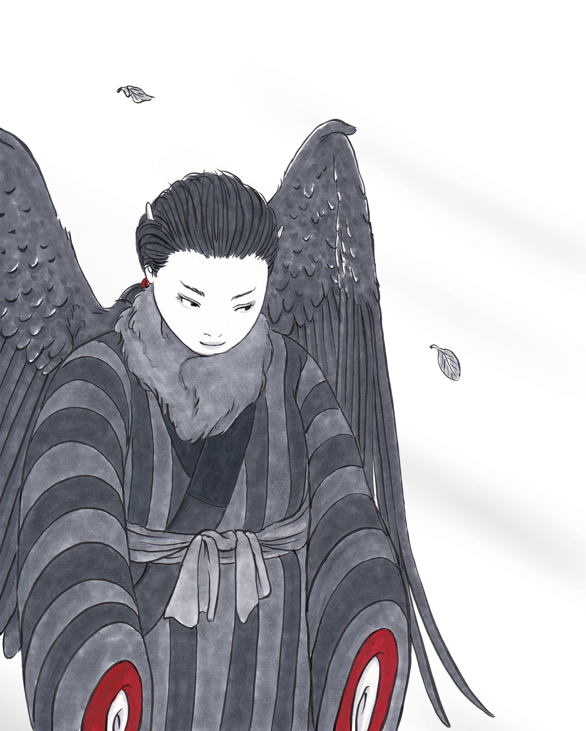 寒空の黒亜 KARASU