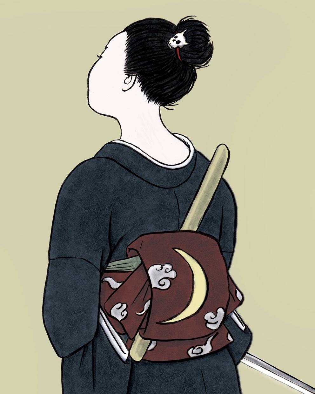 月代姐さんにも頼んでみました TSUKIYO