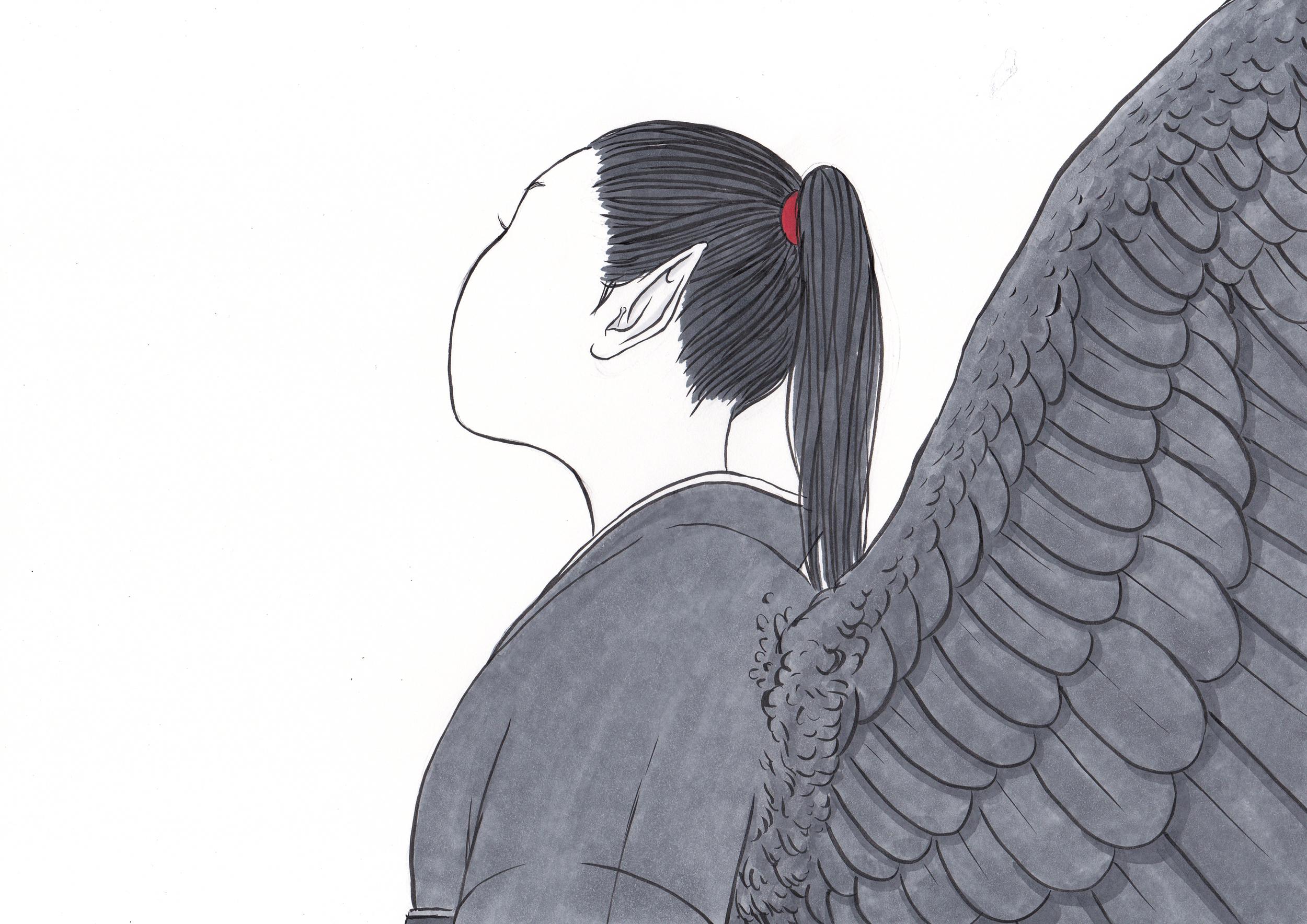 黒亜の舞 KARASU