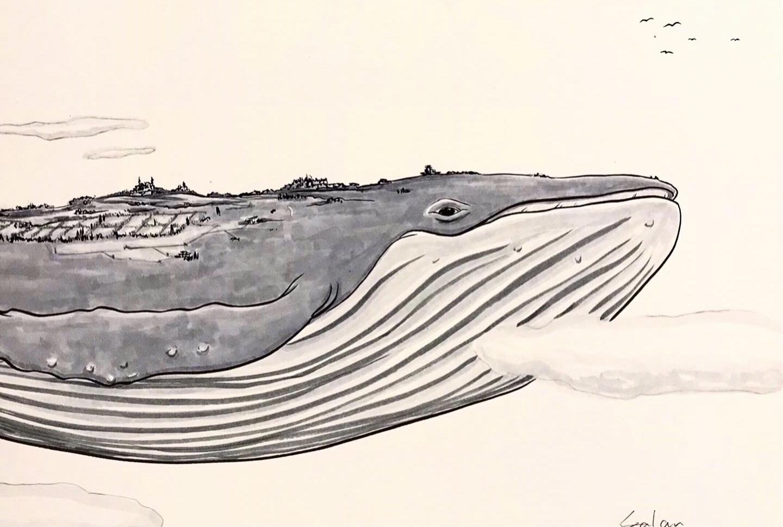 クジラの町2 KUJIRA
