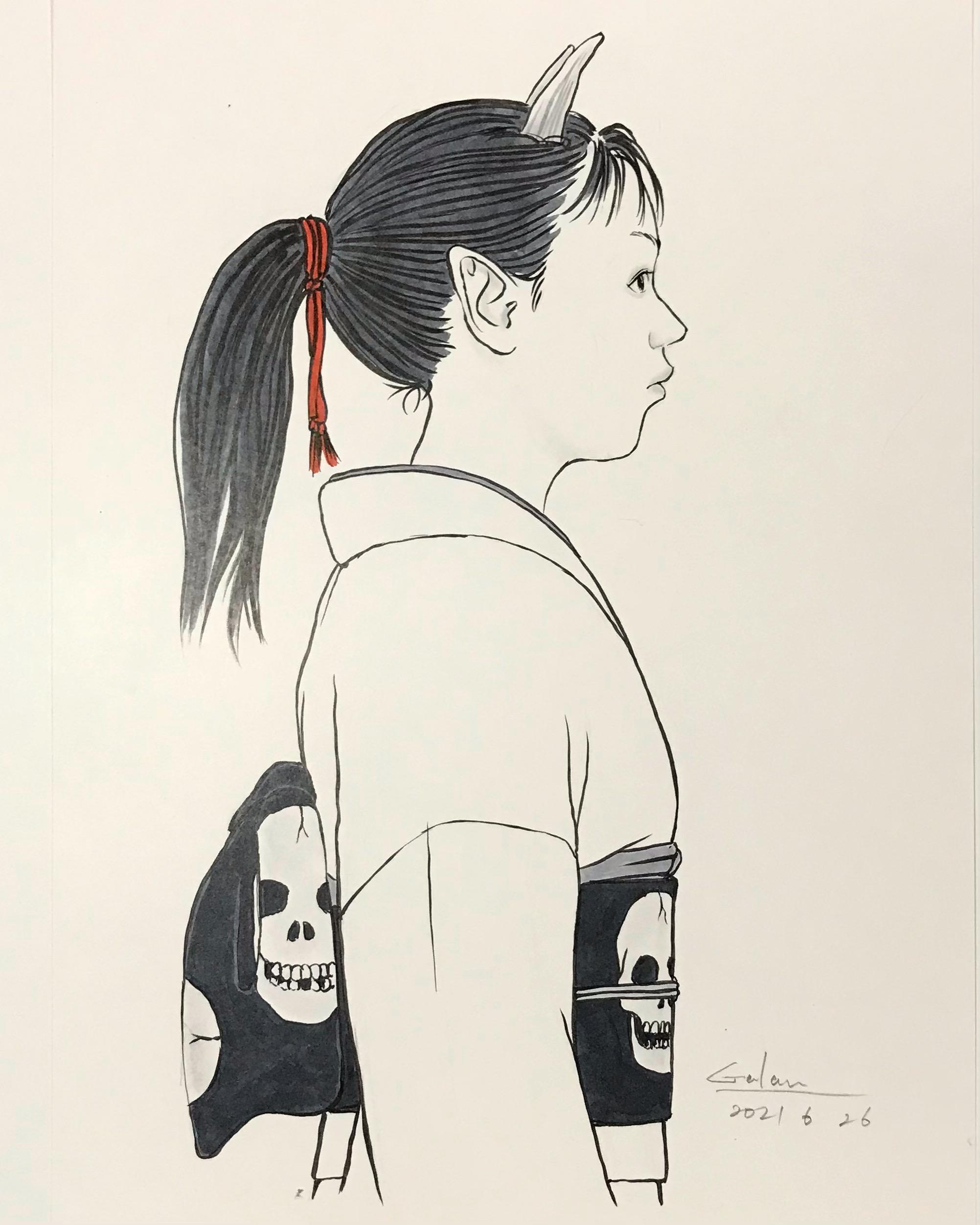 江戸のお嬢さん ONI