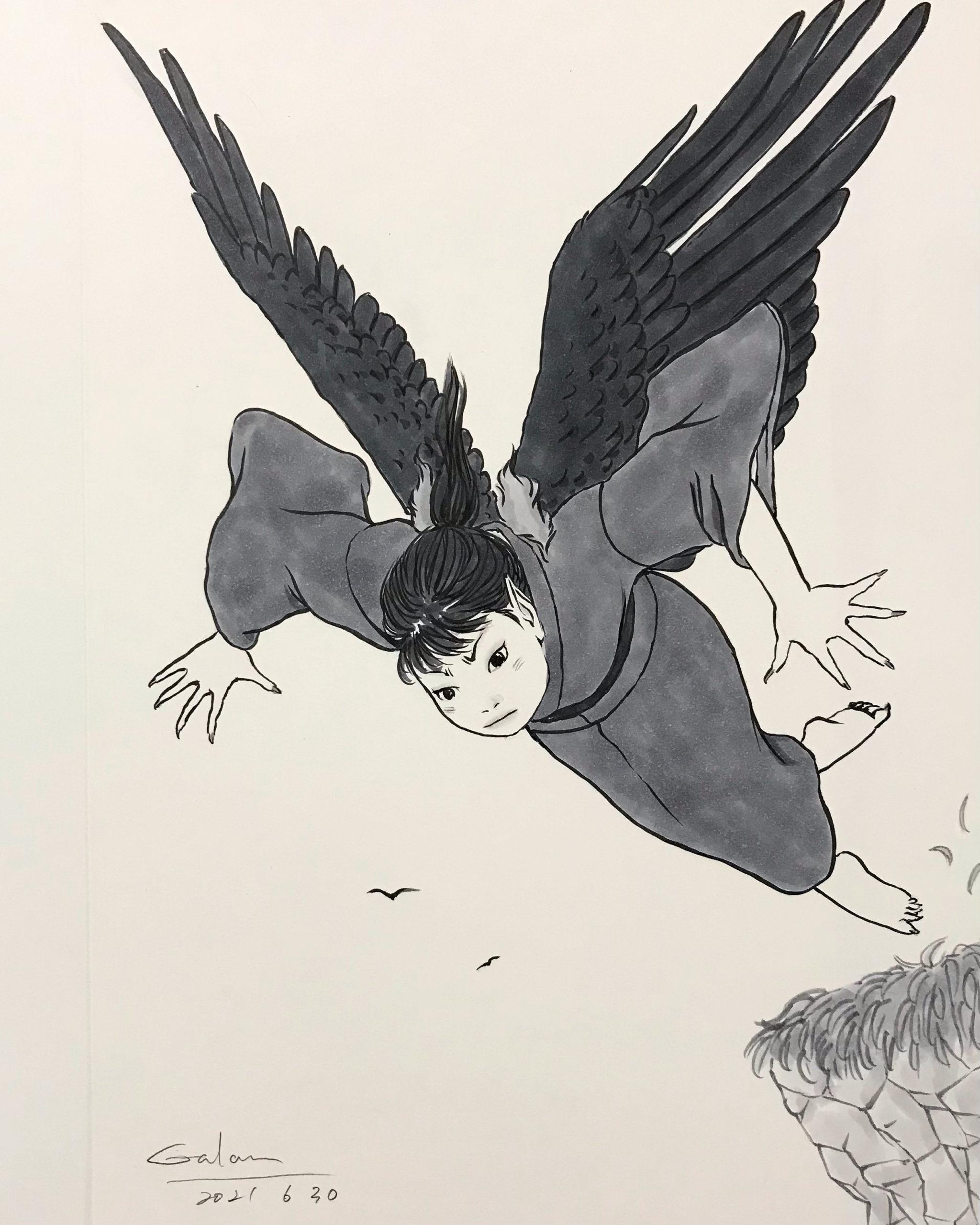 飛びます飛びます! KARASU