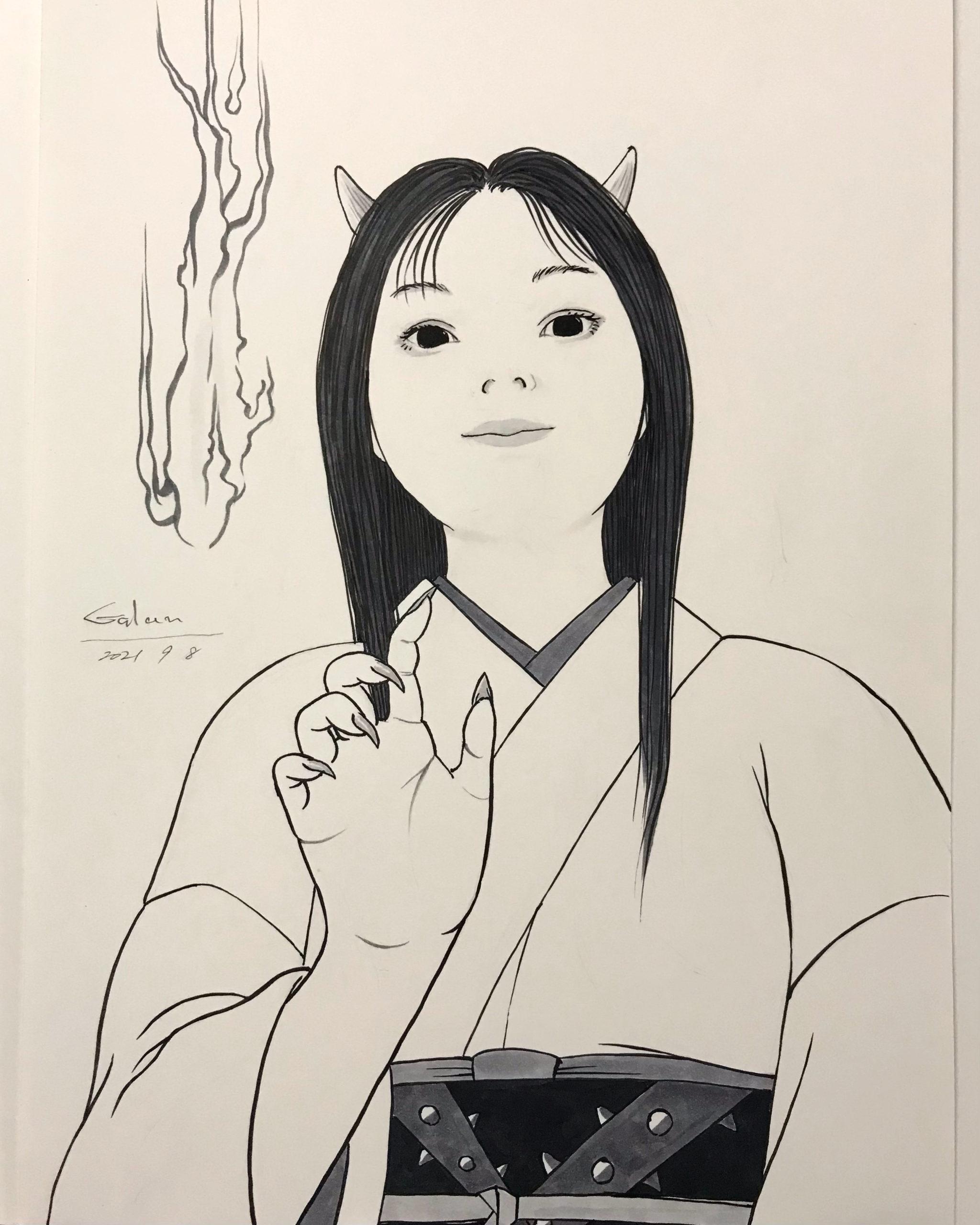 鬼さんと鬼火 ONI